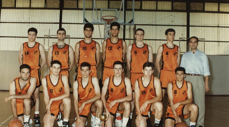 Efiviko 1992-93 Prota8lites EKASTH